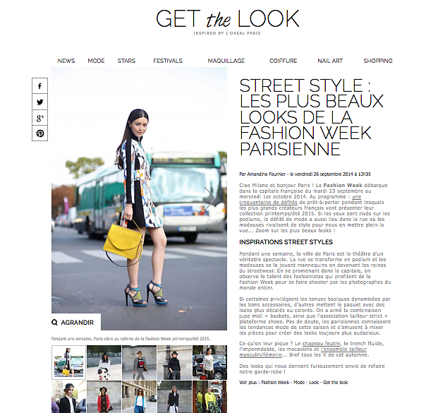 GET THE LOOK (web) 26th/09/2014