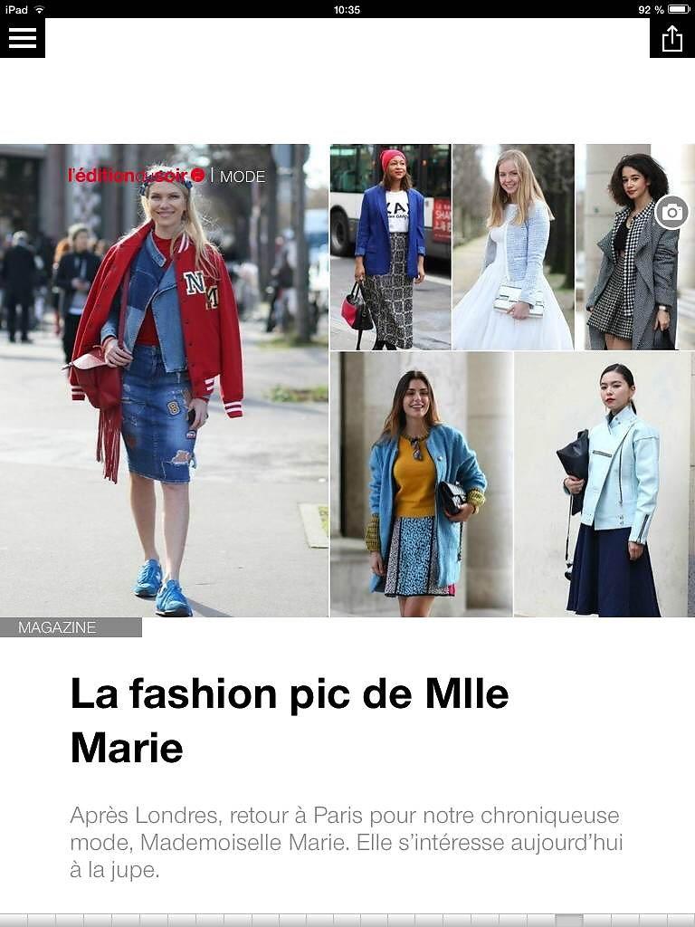 L'EDITION DU SOIR DE OUEST FRANCE (web) 02nd/05/2014