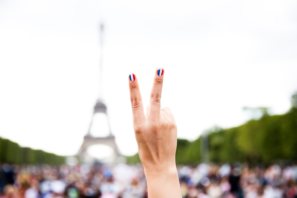 Bastille Day - Paris (July 14th, 2015)