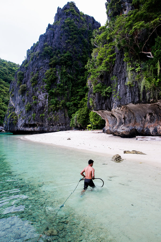 Bacuit Archipel, Palawan, Philippines (July 2016)