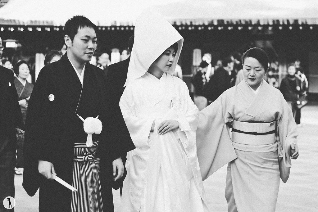 Meiji Shrine, Tokyo, Japan (November 2012)