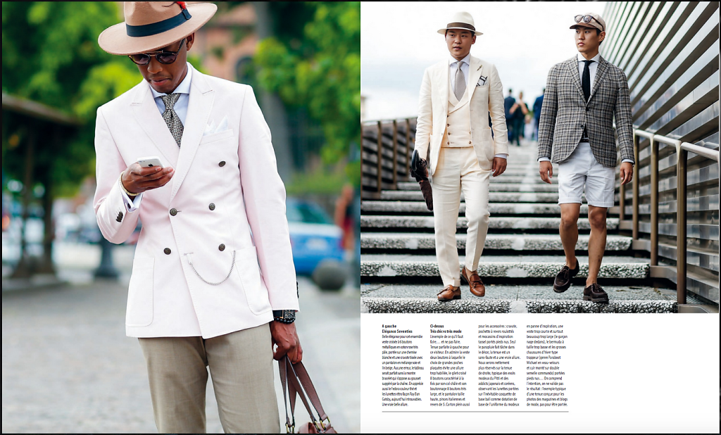 DANDY (print) - 16 pages photo reportage - July 2016