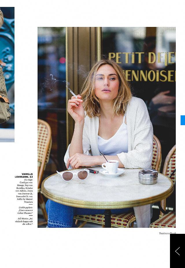 BUSINESS PUNK (print) 8 pages - June 2016