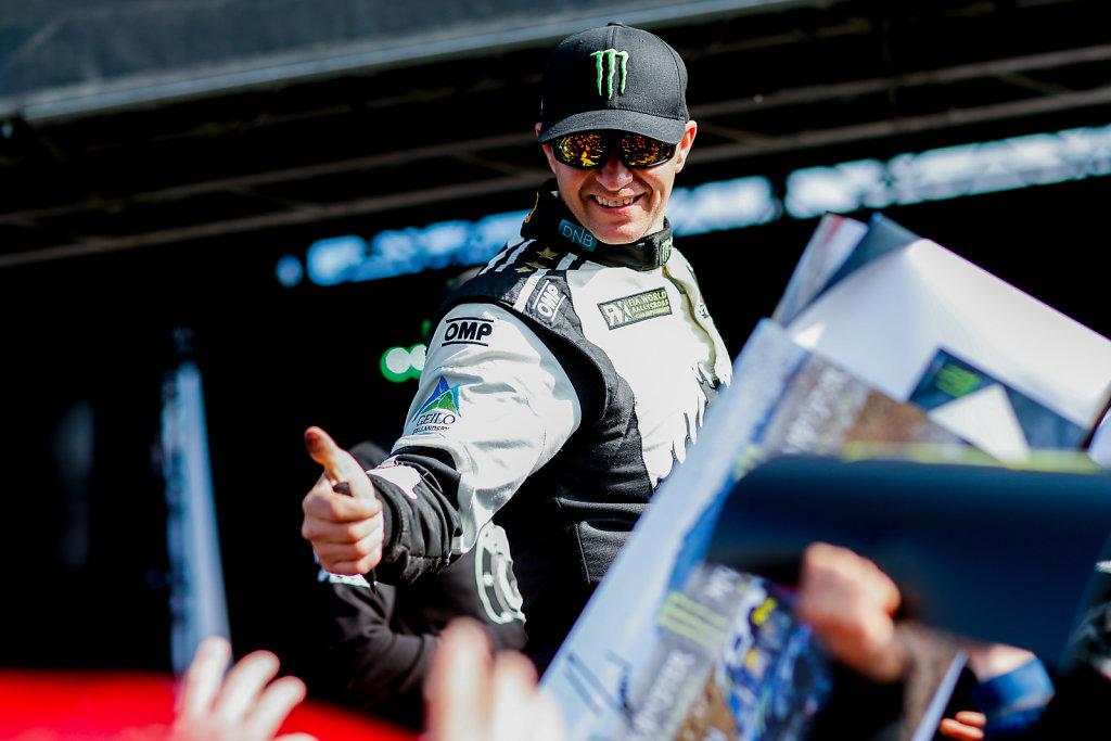 2016 FIA World Rallycross Championship