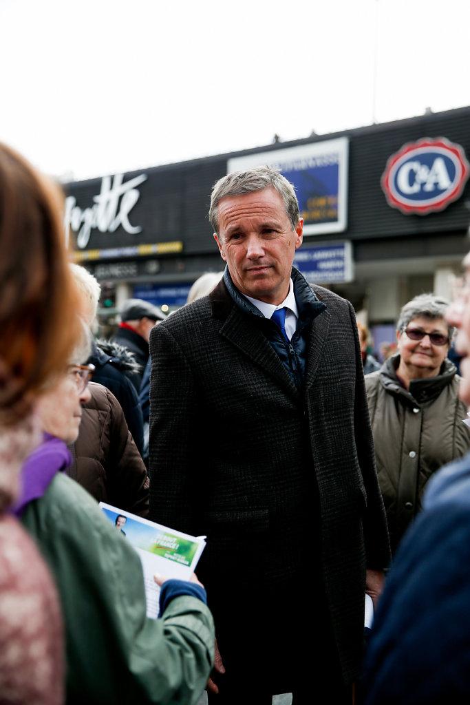 Manifestation des retraités Paris mars 2018
