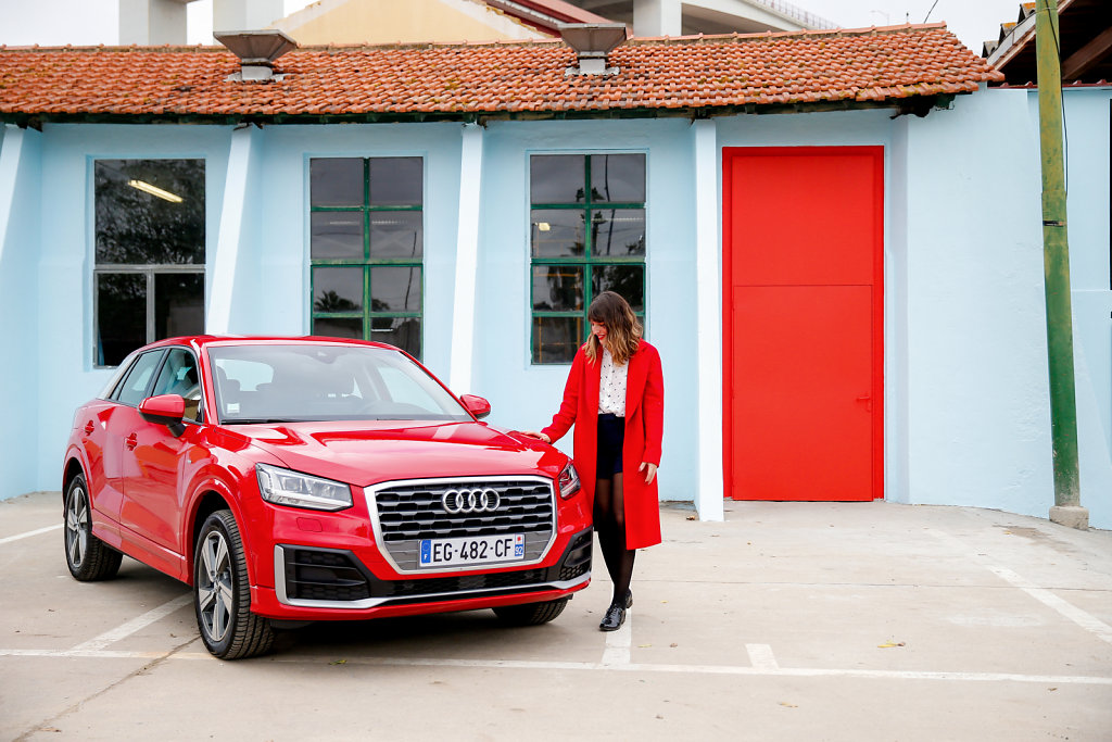 As You Like x Audi Reportage