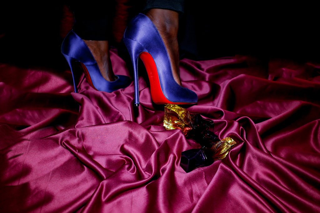Louboutin for Beautylicieuse