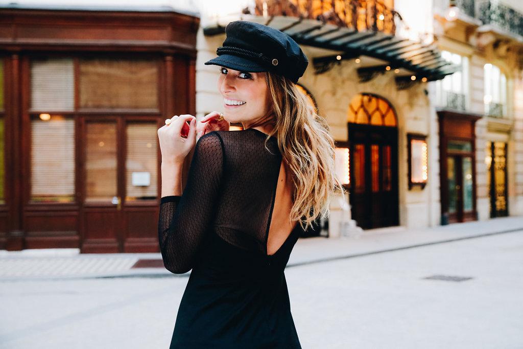 Shooting Parisienne et alors x Laury Thilleman Collection n°2