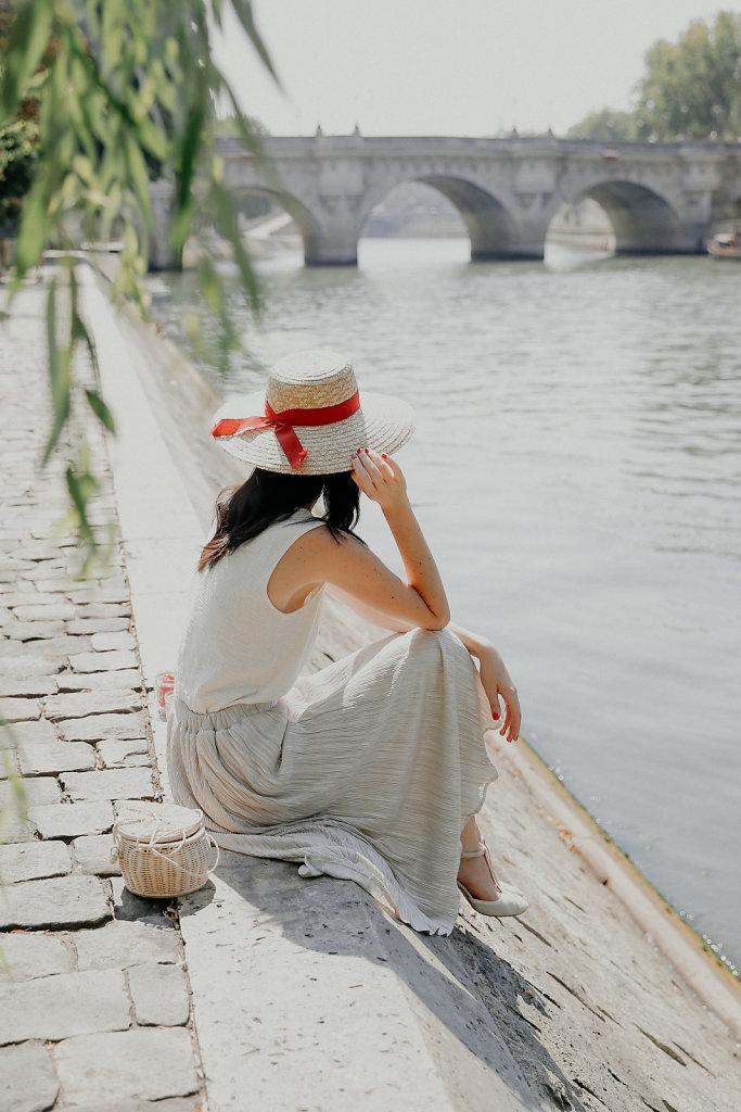 Hotel du Louvre - Shooting Lifestyle