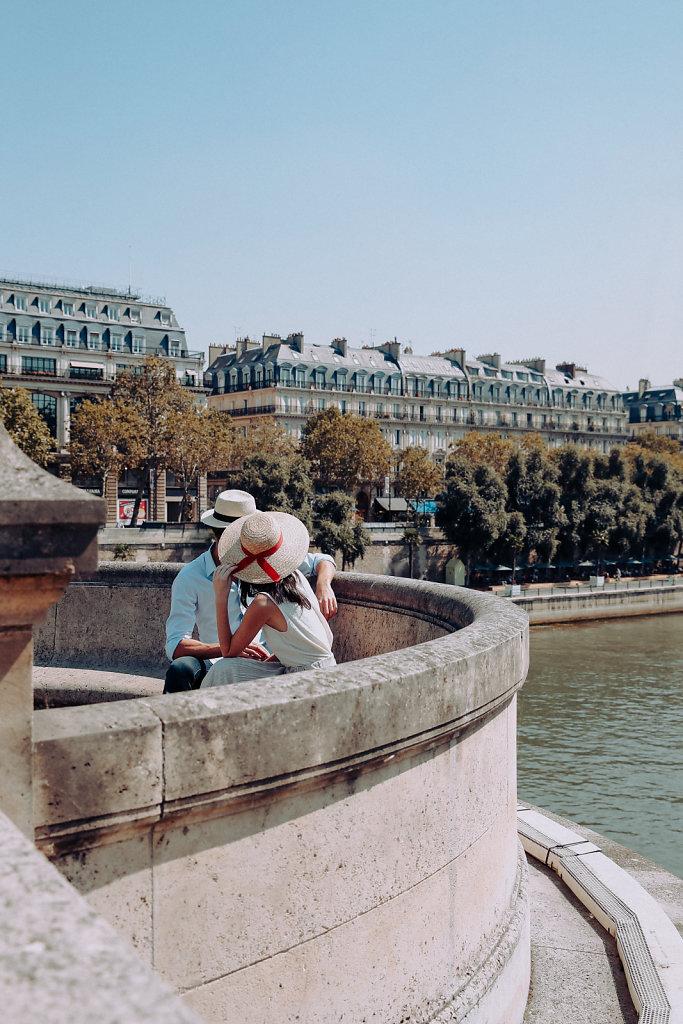 - Hotel du Louvre - Shooting Lifestyle